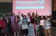 #FeesMustFall gets global support for historic march