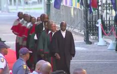 [WATCH] #SONA2018 build up from Parliament