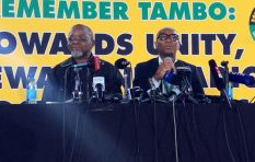 Mantashe speaks well of Zuma as he bows out
