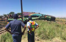 Clean-up of train crash scene still underway - Railway Safety Regulator
