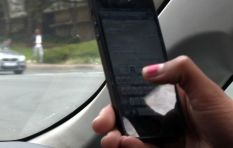 If you're caught driving with your phone, officials are allowed to confiscate it
