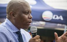 Mashaba warns #FeesMustFall protesters against violence