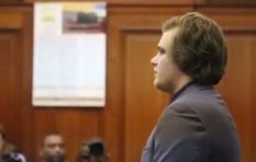 Triple murder accused Henri van Breda pleads not guilty.