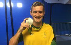 Cameron van der Burgh bags SA's first silver medal at Rio Games