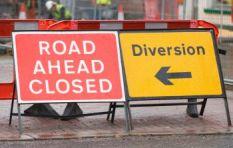 City tries to avoid roadworks during peak traffic