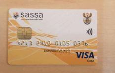 [LISTEN] '5.5 million people have swapped to the new Sassa card so far'