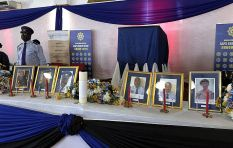 Minister Bheki Cele vows to boost police safety in Ngcobo
