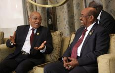 Possible criminal charges over Al-Bashir arrest puts SA government in a corner