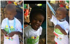 Meet a Telkom 947 Kiddies Ride fanatic