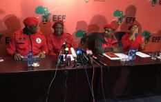 EFF accuses state capture inquiry's Nombembe's of bribery