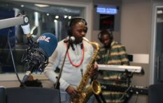 WATCH: Afrobeat sensation Femi Koya steals the show on #702Unplugged