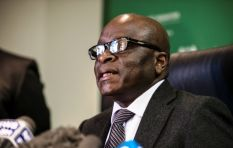 Ramatlhodi relieved Zuma removed him from Cabinet