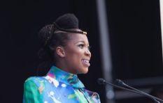 [LISTEN] I've defined my own journey  - Busi Mkhumbuzi, host of Mandela lecture