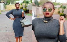 Lesego 'Thick Leeyonce' Legobane talks natural hair and self-acceptance