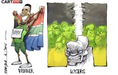 [CARTOON] Winners & Losers