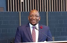 Joburg Finance MMC Funzela Ngobeni delivers City's 'credible' budget