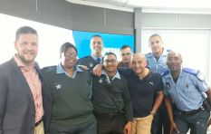 Traffic officer who delivered a baby on the N2 gets well deserved treat