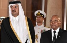 Presidency denies Zuma meeting with Qatar's Emir rescheduled due to protests