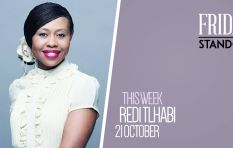 #FridayStandIn Redi Tlhabi in conversation with Advocate Thuli Madonsela