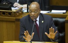 Zuma returns Gordhan as finance minister