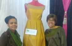 Former nurse follows her dreams to become fashion designer