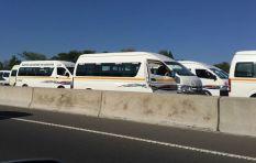 #TaxiStrike: Transport Minister a no-show as drivers hand over memorandum