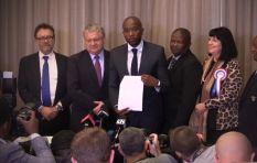 Zuma's former advisor slams opposition parties