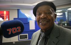 'I have to get on, Ke sa phela (I'm still alive)' - musician Dr Jonas Gwangwa