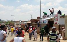 #SowetoUnrest: 'Due to structural economic problem'