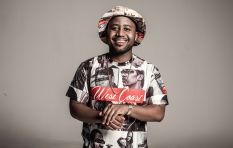 WATCH Cassper Nyovest plays live on the Afternoon Drive show with Xolani Gwala