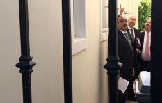 Judge Desai visits van Breda home on day 2 of triple murder trial