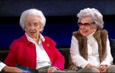 Could these be the world's best grannies?