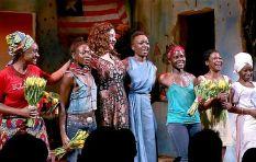 Tony Award nominated playwright Liesl Tommy on #NightTalk