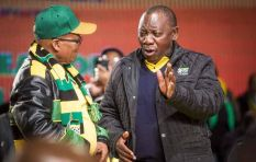 Cyril Ramaphosa is in campaign mode - Brown