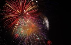 Bylaws, times you may use fireworks