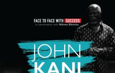 John Kani, godfather of SA theatre