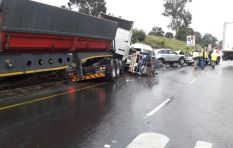 Officials working to re-open N3 at Van Reenen's Pass after multiple accidents