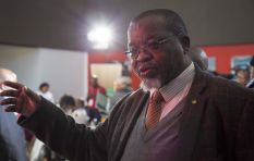 "Mantashe condemns ""dirty tricks"" and smut"