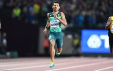 Van Niekerk upset by Makwala claims of favouritism