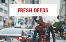 #FreshDeeds: The Fresh on 947 team and Huawei bring joy to Reese and her kids