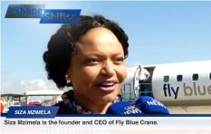 Meet Siza Mzimela, former SAA CEO and founder of start-up airline Fly Blue Crane