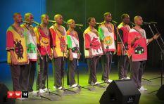 Ladysmith Black Mambazo use Grammy speech to call for peace, unity
