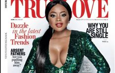 This is not my first cover with True Love that hasn't gone well: Lerato Kganyago