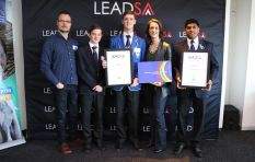 Lead SA shines the spotlight on Western Cape Heroes with My School