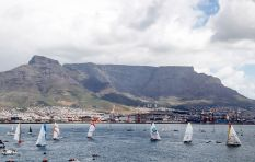 High-performance Volvo Ocean racers on display in the Mother City