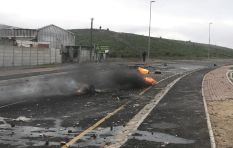 [LISTEN] Hermanus protests erupt again