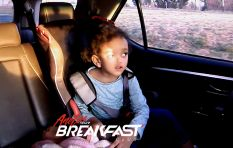 [WATCH] The full story of Baby Hannah on the 947 Breakfast Club