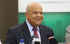 'Pravin Gordan filled a leadership vacuum. His speech was presidential'