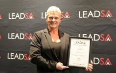 Meet Lead SA's hero for May