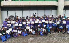 Girls empowered through DigiGirls Programme